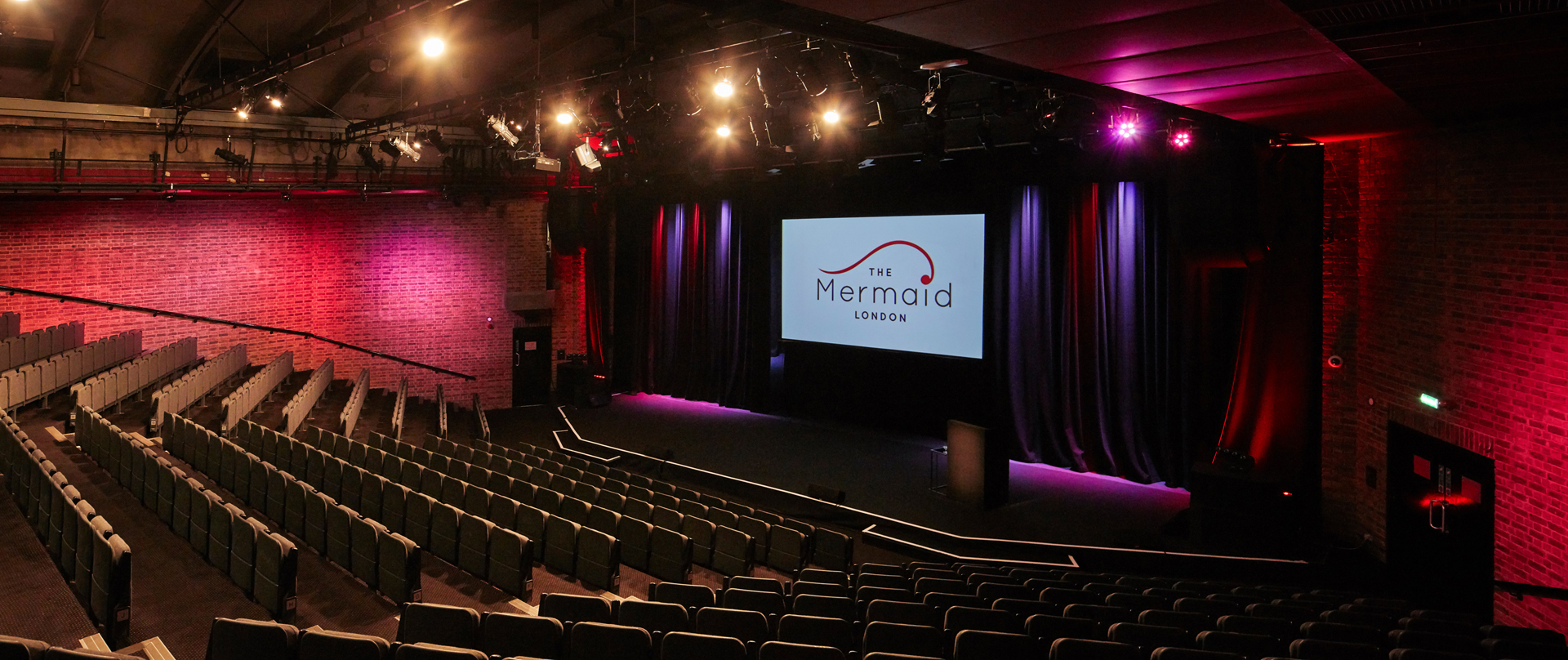 The Mermaid Auditorium