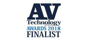 AV Technology Awards 2018