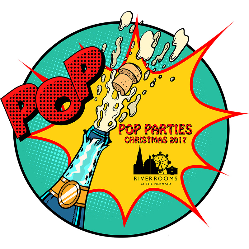 The Mermaid London - Christmas Pop Parties