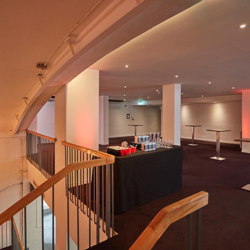 Foyer / Mezzanine