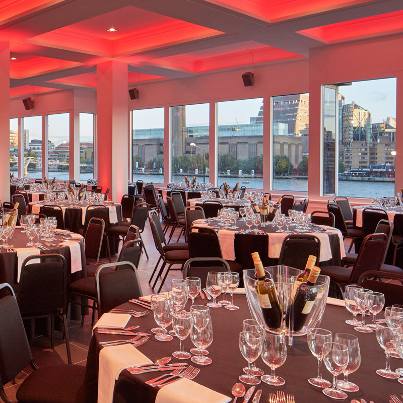 The Mermaid London - Upper River Rooms