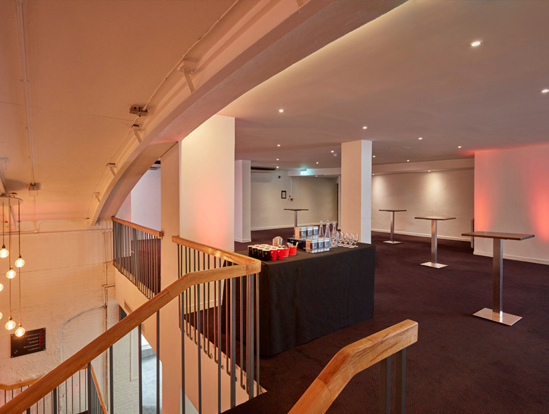 Foyer Room Uk : An amazing auditorium for business events the mermaid london