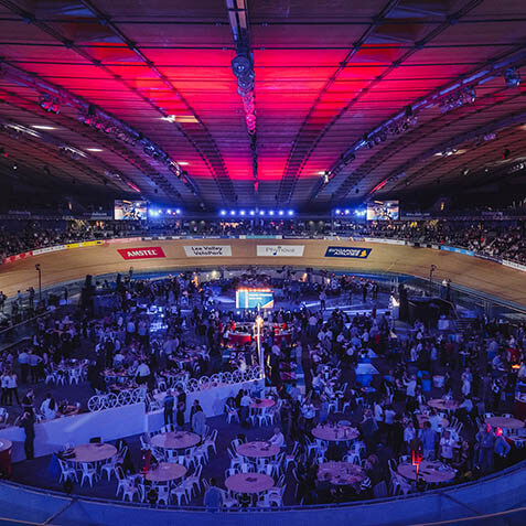 Photo credit - Six Day London